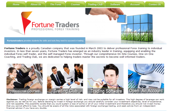 Fortune Traders