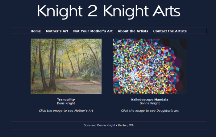 Knight to Knight Arts