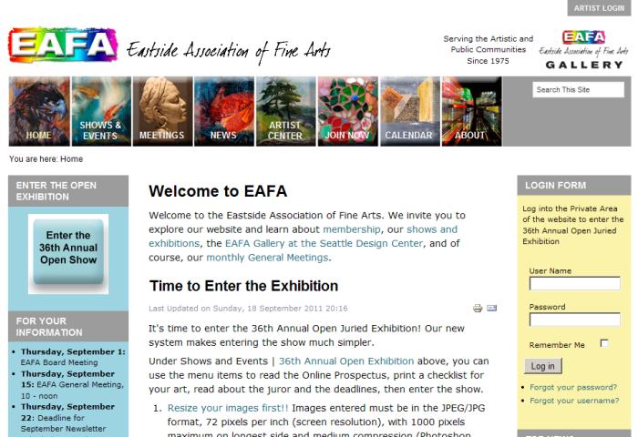 Eastside Association of Fine Arts