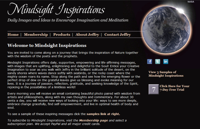 Mindsight Inspirations
