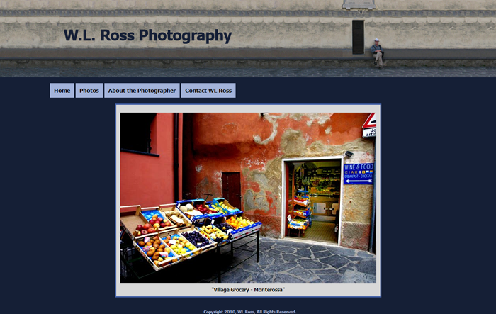 William Ross Photography